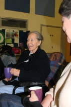 Coffee time @ the stroke group