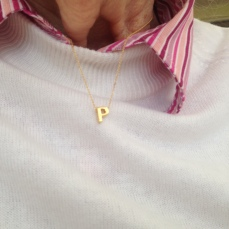 Mums new necklace